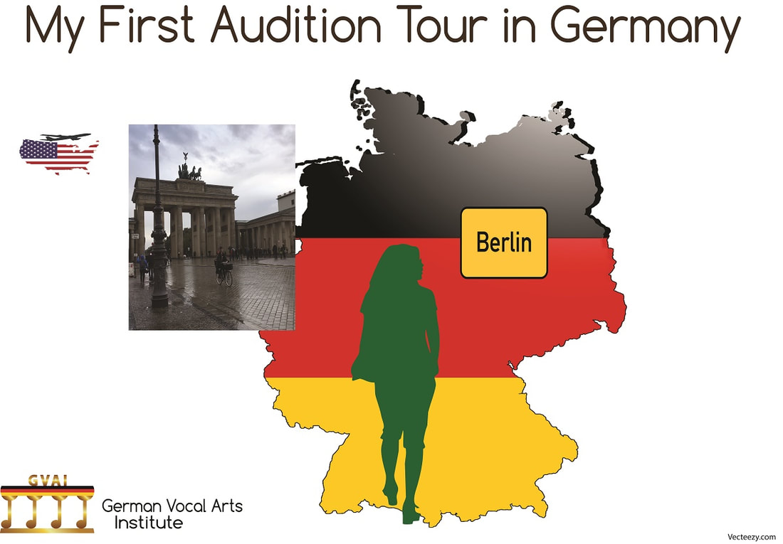Audition tour in Berlin Week 2