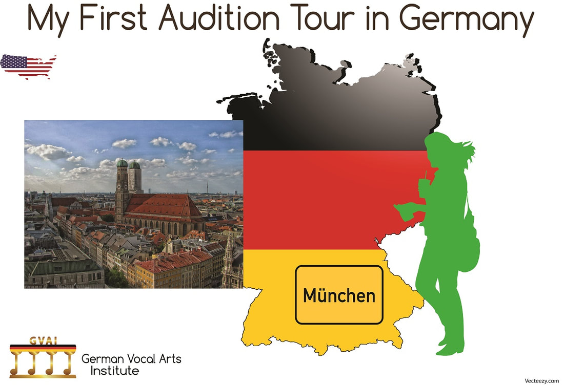 Audition tour in Germany week 7