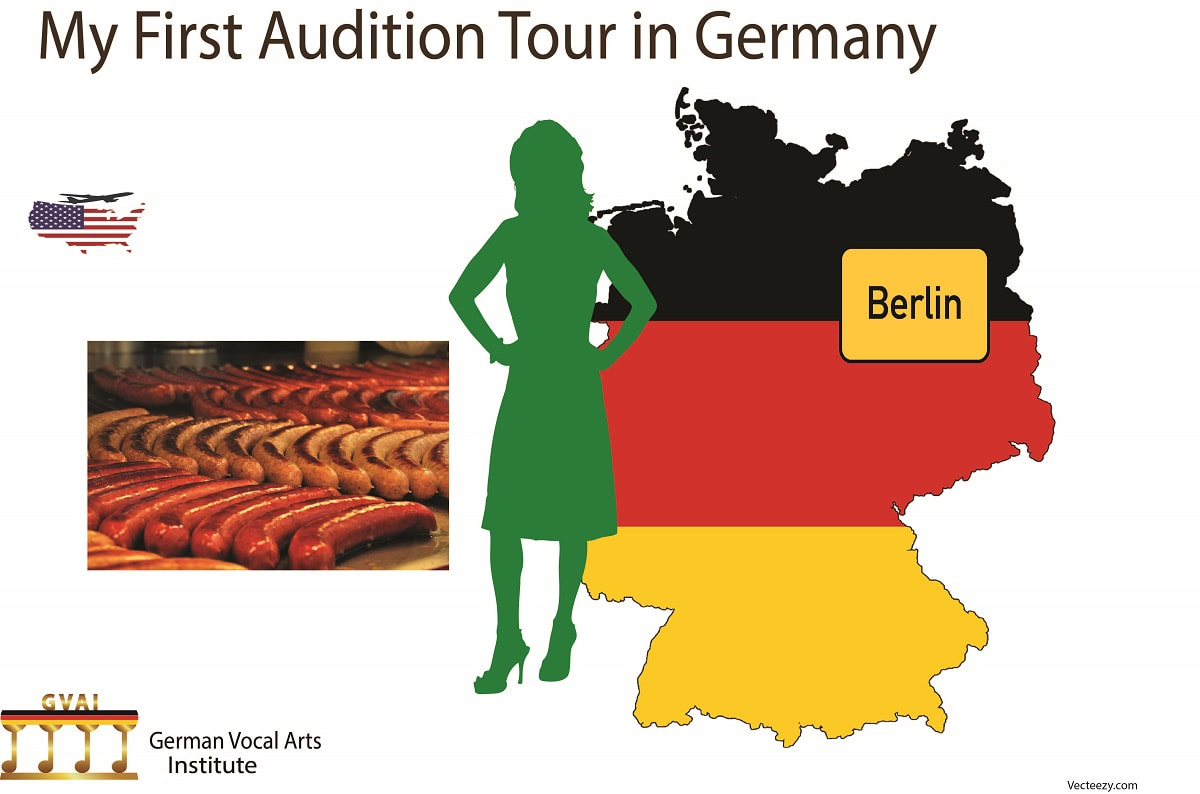 Audition tour in Germany week 8